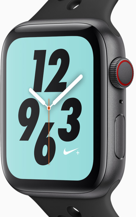 Apple Watch Series 4 + Nike